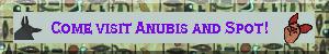Anubis & Spot banner